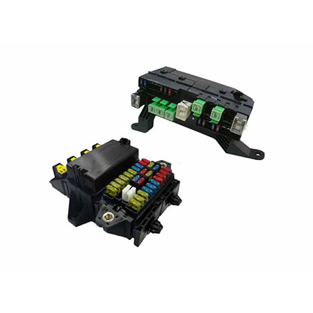 Automotive Fuse Box - Hybird type fuse box