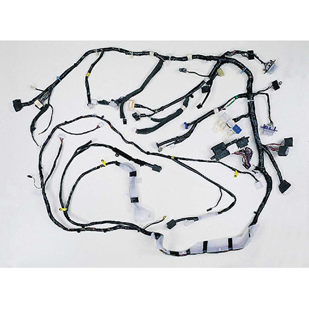 Body Wiring Harness - Body harness